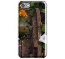 Mill wheel iPhone Case/Skin