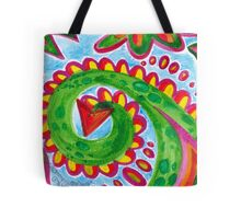 Aspects Of Dragon Tote Bag