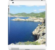 Ibiza Coastline iPad Case/Skin