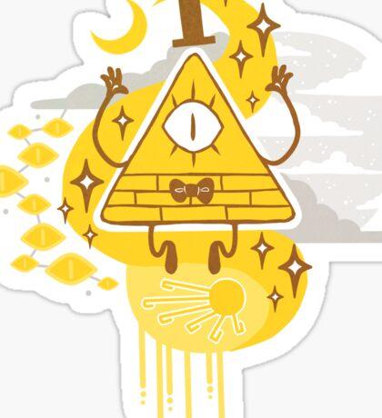 """Dreamsphere // Bill"" Sticker"
