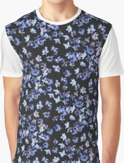 Hyacinth Blossoms Graphic T-Shirt