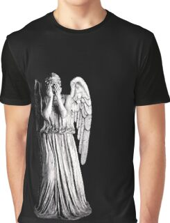 Weeping Angel - Don't Blink Graphic T-Shirt