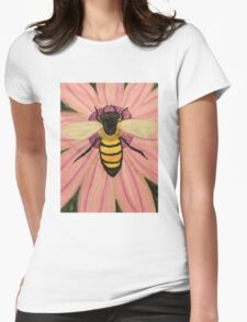 BEES??? Womens Fitted T-Shirt