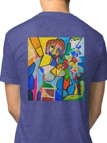 Tsubaki Tri-blend T-Shirt