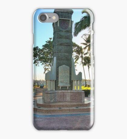 Anzac Memorial, Lest we forget.  HDR iPhone Case/Skin