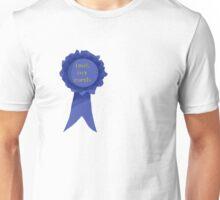 Took My Meds Ribbon Unisex T-Shirt