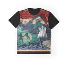 Diorama Folk Music Graphic T-Shirt