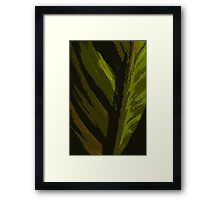 Natural Art 1 Framed Print