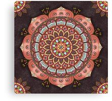 A Cosmic Flowering Canvas Print