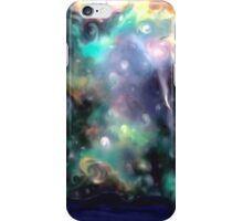 starry night nebula stars sky iPhone Case/Skin