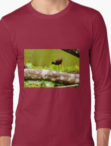 Northern Jacana Long Sleeve T-Shirt