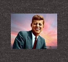 Colorized John F. Kennedy Unisex T-Shirt