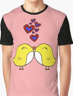 Love birds Graphic T-Shirt