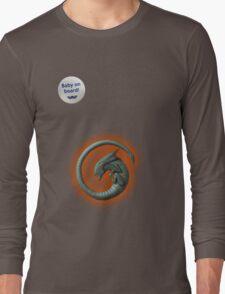 Alien on Board! Long Sleeve T-Shirt