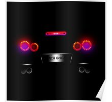 Tail Lights - Rich Gang Poster