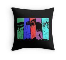 Yu Yu Hakusho - Team Urameshi Throw Pillow