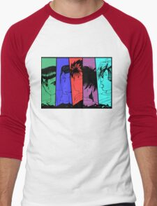 Yu Yu Hakusho - Team Urameshi Men's Baseball ¾ T-Shirt
