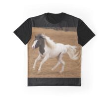 The Equine Touch - Tiny Horse Power Graphic T-Shirt