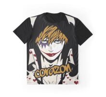 Donquixote Corazon (Colour) Graphic T-Shirt