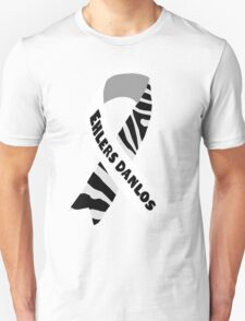 Ehlers-Danlos Awareness Ribbon Unisex T-Shirt