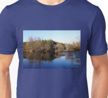 Evening On The Speed River Unisex T-Shirt
