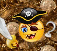 pirate emoji Sticker