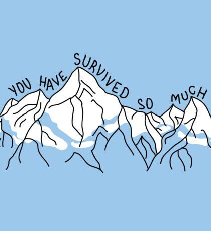 Survival Sticker