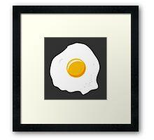 Omelette Framed Print