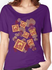 Pea Flower 1 Women's Relaxed Fit T-Shirt