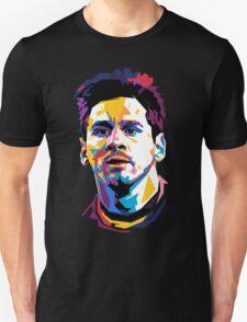 Lionel Messi WPAP #3 Unisex T-Shirt