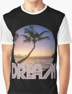 Dream a Groovy Dream Graphic T-Shirt