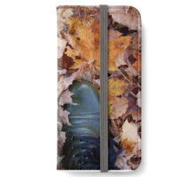 Leaf Litter iPhone Wallet/Case/Skin
