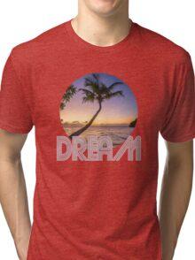 Dream a Groovy Dream Tri-blend T-Shirt