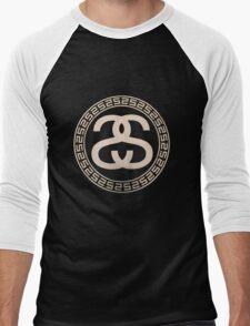 High Quality Stussy  Men's Baseball ¾ T-Shirt