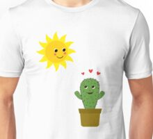 Cactus Crush Unisex T-Shirt