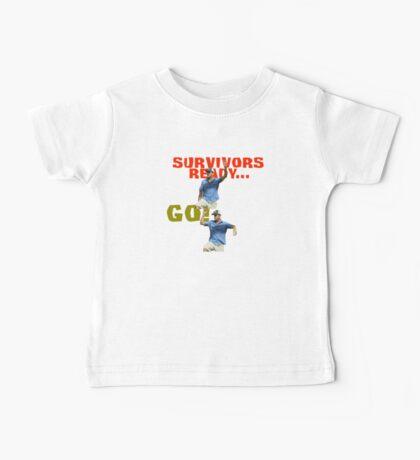 Survivors Ready... Go! Baby Tee