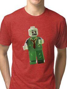 Zombie Tri-blend T-Shirt