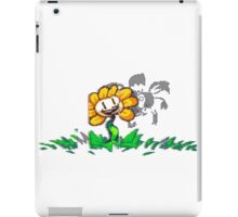 Undertale Flowey iPad Case/Skin