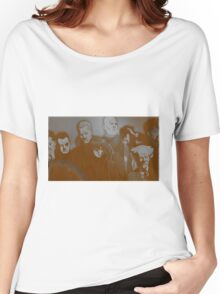 Section 9 old photo edit Women's Relaxed Fit T-Shirt