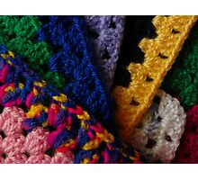 Knit One Photographic Print