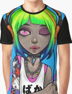 NeonGirl Graphic T-Shirt
