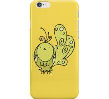 Fancy Yellow Bird iPhone Case/Skin