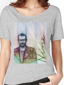The Ninth Doctor, Doctor Who Chris Eccleston  Women's Relaxed Fit T-Shirt
