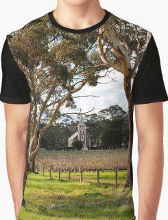 Australian Lutheran Church Graphic T-Shirt