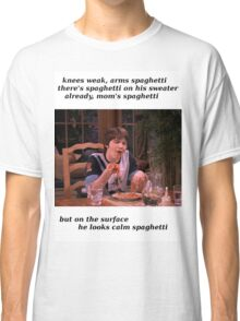eminem meets spaghetti Classic T-Shirt