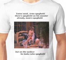 eminem meets spaghetti Unisex T-Shirt
