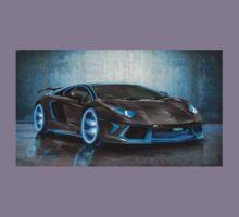 Lamborghini (T-shirt, Phone Case & more) Kids Tee