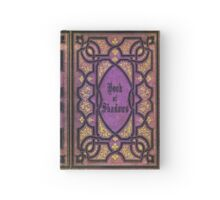 Purple and Gold Vines Book of Shadows Hardcover Journal