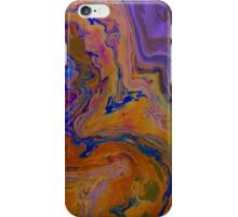 Rainbow Rock Marble iPhone Case/Skin