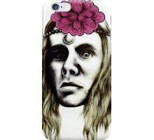 Whats the Trouble? iPhone Case/Skin
